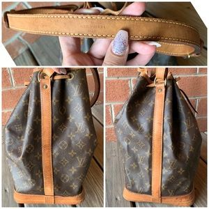 Louis Vuitton Bags - • SALE • Louis Vuitton Noe Monogram Bucket Bag
